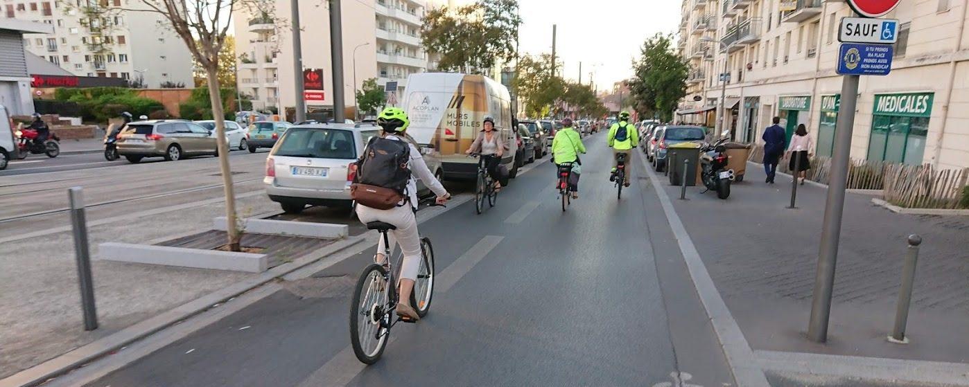 Vélo Piéton Châtillon