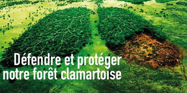 Défendre et protéger notre forêt Clamartoise