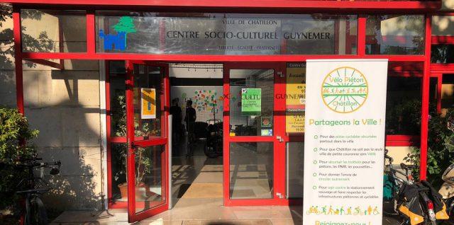 VPC au centre Guynemer à Châtillon